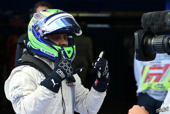 Felipe Massa steht zum ersten Mal seit Brasilien 2008 auf der Pole Position