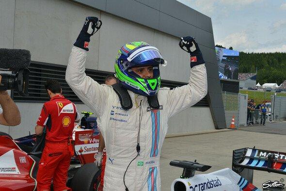 Felipe Massa ist wieder die Nummer 1 - Foto: Sutton