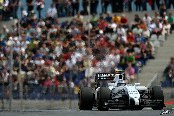 Die Ausgangslage für Felipe Massa ist gut