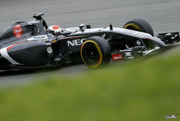 Adrian Sutil kam nicht über das Q1 hinaus