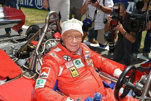 Niki Lauda: Eine wahre Legende - Foto: Sutton
