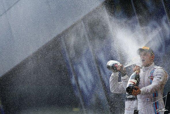 Erster F1-Podestplatz für Valtteri Bottas