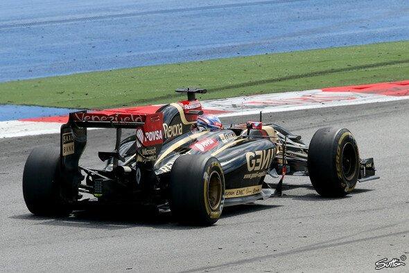 Romain Grosjean wünscht sich in Silverstone den Aufschwung