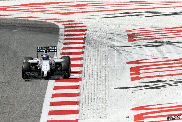 In Sachen Pace sieht Williams bereits gut aus