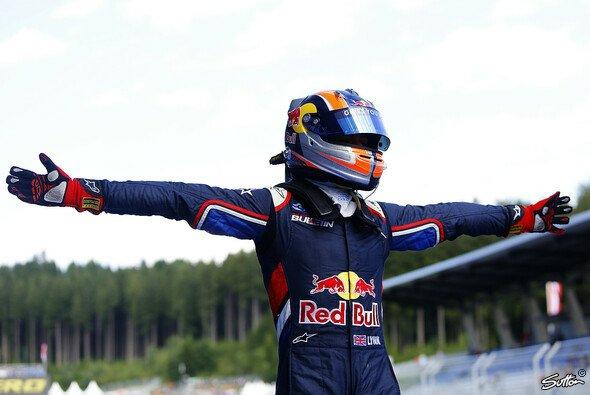 Alex Lynn gewann die GP3 - Foto: Sutton