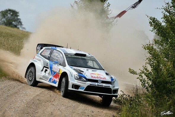 Sebastien Ogier führt die Rallye Polen nach Tag 1 an