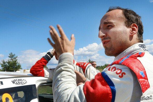 Robert Kubica war bei italienischen Rallyes bereits erfolgreich