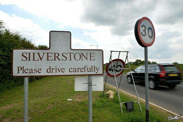 Silverstone, here we come! - Foto: Sutton