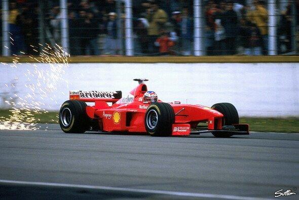 Michael Schumacher beim bis dato letzten Argentinien GP der Formel 1 - Foto: Sutton