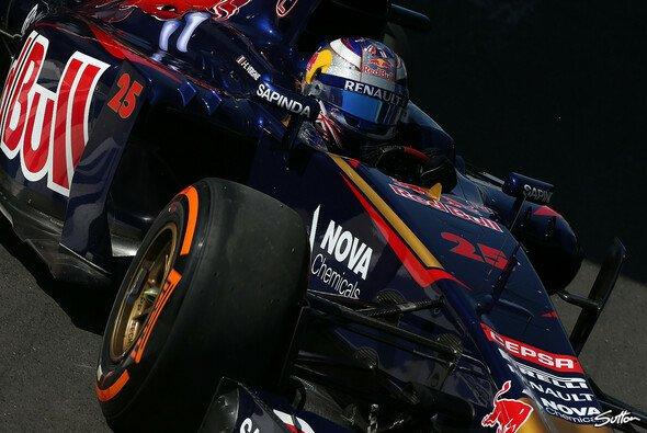 Jean-Eric Vergne hat keine Angst um seinen Platz bei Toro Rosso