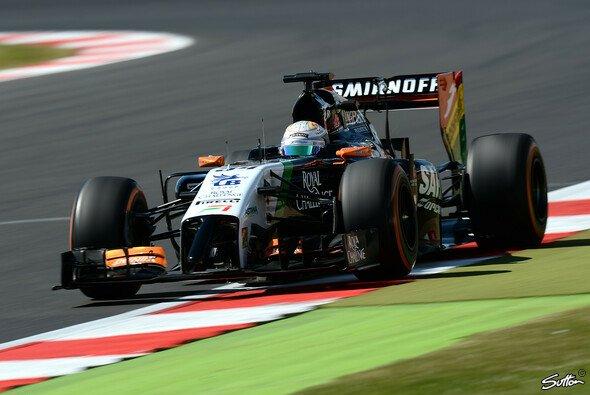 Juncadella testete für Force India