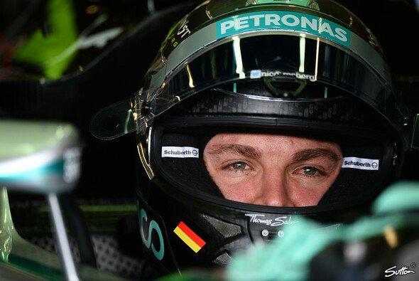 Rosberg peilt den nächsten Sieg an