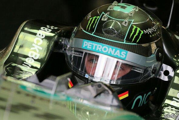 Rosberg setzte sich im Chaos-Qualifying durch