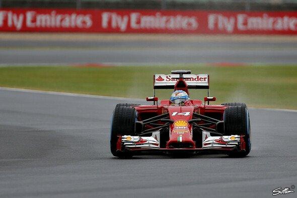 Für Ferrari ging das Qualifying in die Hose - Foto: Sutton