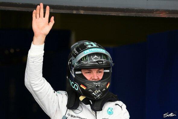 Nico Rosberg gibt in der WM momentan den Ton an