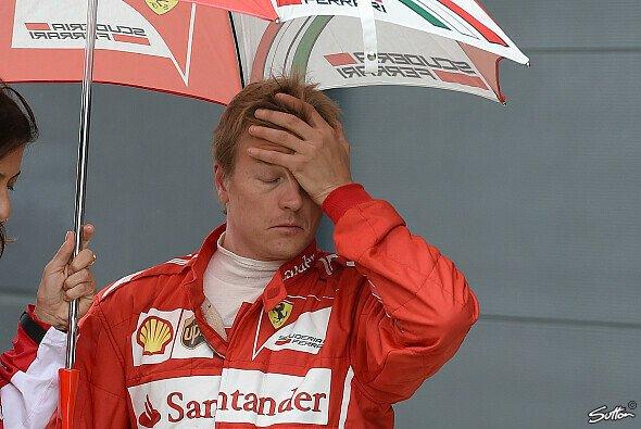 Kimi Räikkönen nimmt nicht an den Testfahrten in Silverstone teil