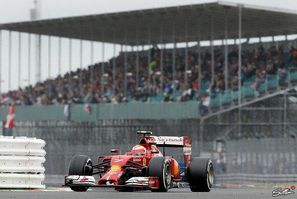 Ferrari wechselte zu spät auf Slicks