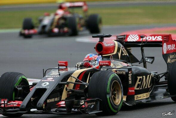 Beide Lotus schafften es nicht ins Q3, obwohl es möglich gewesen wäre