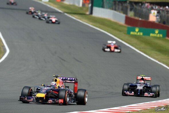 Bei Daniel Ricciardo hat die Strategie gepasst