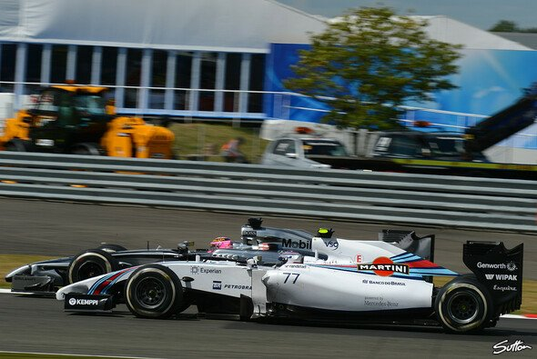 Williams ist st�rkstes Mercedes-Kundenteam - Foto: Sutton
