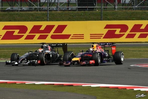 Adrian Sutil schrammte erneut an den Punkten vorbei - Foto: Sutton