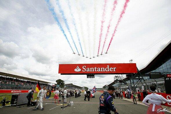 Unfälle, Meister-Duell und am Ende der Lewis: In Silverstone war Action angesagt