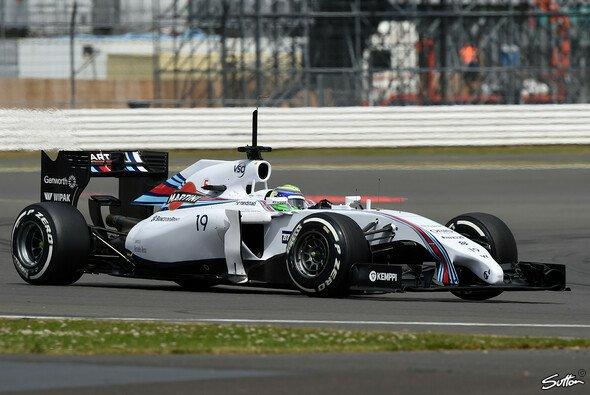Bestzeit für Felipe Massa zum Auftakt der Testfahrten in Silverstone