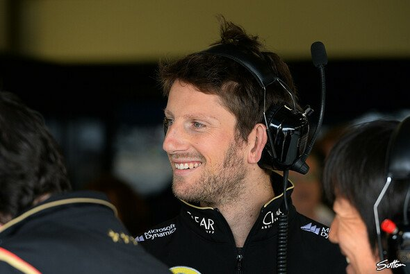 Romain Grosjean hat gute Erinnerungen an Deutschland, jedoch schlechte an den Hockenheimring