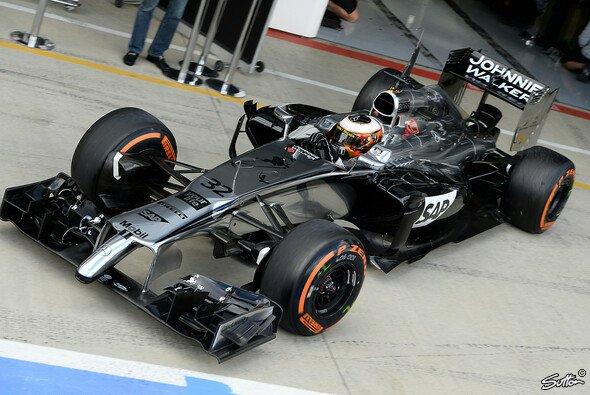 McLaren macht sich wegen des FRIC-Verbots keine Sorgen