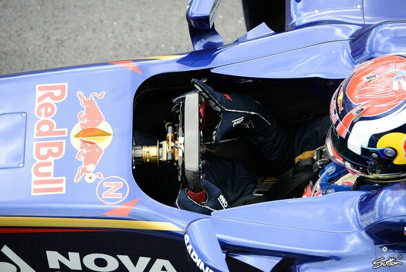 Beide Toro-Rosso-Piloten sind große Fans der Haarnadel