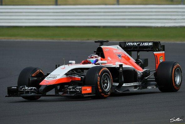 Max Chilton siegte in der GP2 bereits am Hungaroring