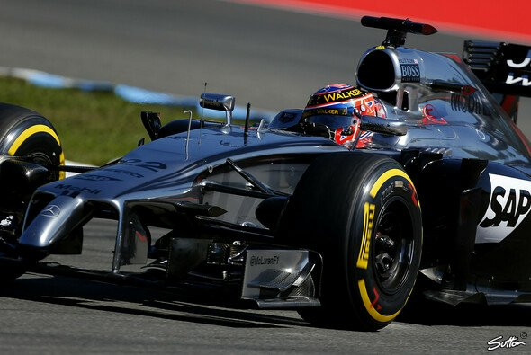 Jenson Button scheiterte bereits in Q2