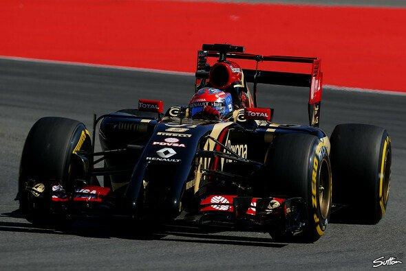 Romain Grosjean steht nach aktuellem Stand der Dinge ein schwieriges Wochenende bevor