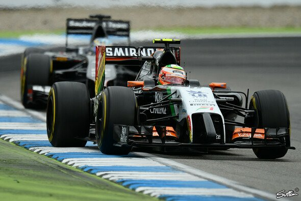 Force India greift nach Williams