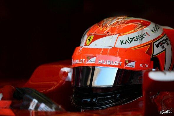 Bitteres Aus für Kimi Räikkönen: Der Ferrari-Star scheiterte am Hungaroring bereits in Q1
