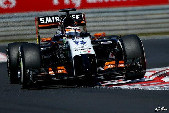 Force India liegt momentan auf dem fünften Platz der Konstrukteurs-Wertung
