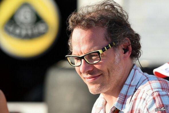Jacques Villeneuve fordert mitten in der Silly Season vor allem eins: Relax!