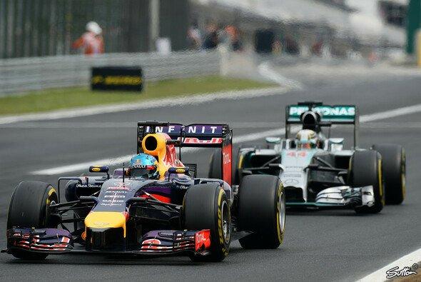 Red Bull plant den Angriff auf Mercedes