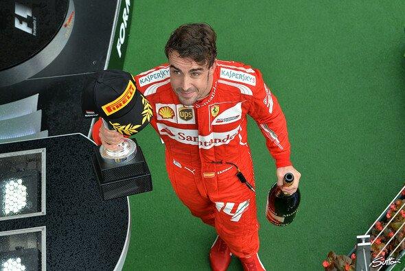 Für Pierro Ferrari ist Alonso der beste Mann