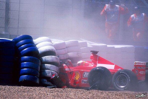 Michael Schumachers Comeback ist legendär - Foto: Sutton