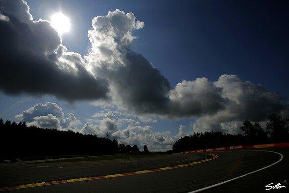 Spa ist bekannt für wechselhaftes Wetter - Foto: Sutton