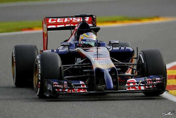 Seit vier Tagen ist es öffentlich: Verstappen ersetzt Vergne im Toro Rosso 2015