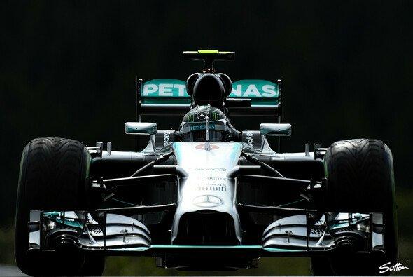 Pole Position für Nico Rosberg - Foto: Sutton