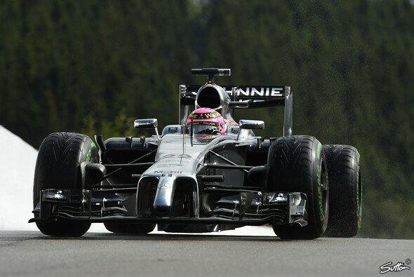 Bleibt Jenson Button bei McLaren?