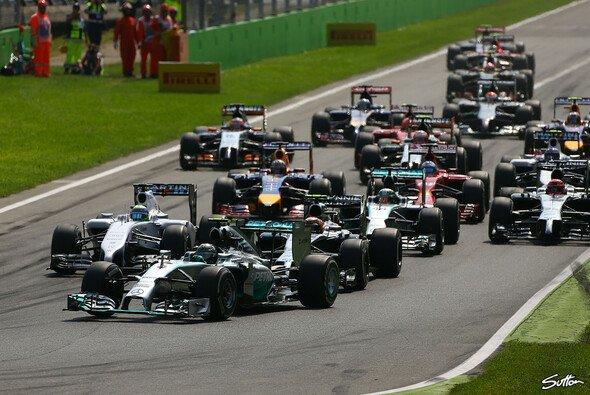 Die Formel 1 schlittert aktuell in eine handfeste Krise - Lösung in Sicht? - Foto: Sutton