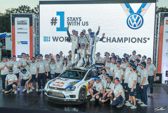 2014 dominierte Volkswagen in Australien - Foto: Sutton