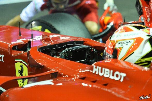 Räikkönen lässt sich nicht verbiegen - Foto: Sutton