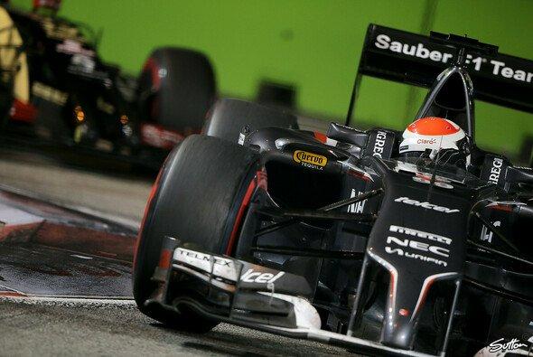 Um die Sauber-Cockpits ragen sich zahlreiche Spekulationen - Foto: Sutton