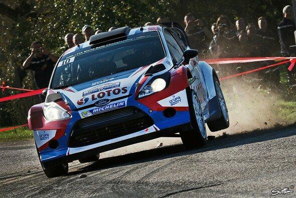 Robert Kubica geht in seine zweite volle WRC-Saison - Foto: Sutton