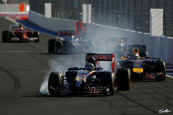 Vergne: Ricciardo war reifer für Red Bull - Foto: Sutton